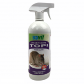 Spray împotriva șoarecilor și șobolanilor, ECO - ECOVIT - 1000 ml.