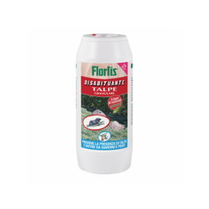 Granule anti cârtițe, orbete, șoareci de câmp, coropişniţe, ECO, 1000 ml, suficient ot 50 de mp, Flortis