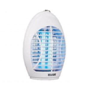 Lampă insecticidă pentru eliminarea muștelor și a altor insecte zburătoare pentru o suprafață de 20 m.p.