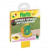 Cutie pentru separarea spiralelor anti țânțari, Flortis 1 buc.