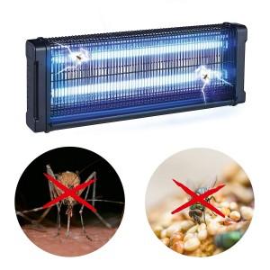 Lampă insecticidă anti țânțari, muște, insecte zburătoare, 150 de mp, Gardigo
