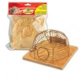 Capcană - iglu cu două intrări pentru șoareci