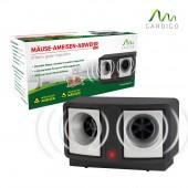 Dispozitiv cu ultrasunete DUO împotriva șoarecilor, șobolanilor și furnicilor 250 de mp