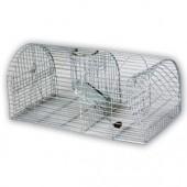 Cușcă din metal pentru șobolani și alte rozătoare mai mari 41 cm /21 cm /19 cm