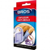 Difuzor aromă de lavandă împotriva moliilor de haine Bros