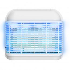 Lampă anti insecte Jasmin, LED UV pentru uciderea muștelor și țânțarilor, 60 mp, Gardigo
