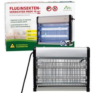 Lampă insecticidă anti țânțari, muște, insecte zburătoare, Profi, 70 de mp, Gardigo