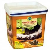 Granule împotriva melcilor și limacșilor - 4000 ml.