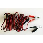 Cablu de alimentare 4 m 12 V pentru Sonic Birdchaser Pestmaster împotriva păsărilor