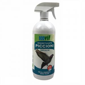 Spray ECO pentru îndepărtarea porumbeilor Ecovit, 1000 ml